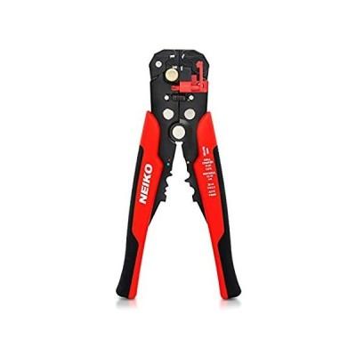 特別価格Neiko 01924A自動調整ジョー付きワイヤーおよびケーブルストリッパー10-26AWG好評販売中