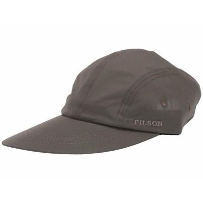 フィルソン 帽子 アクセサリー メンズ Duckbill Cap Olive Gray