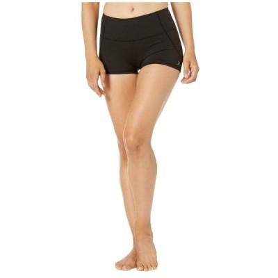 ブロック Bloch レディース ショートパンツ ボトムス・パンツ Augustine Curve Suprima Shorts Black