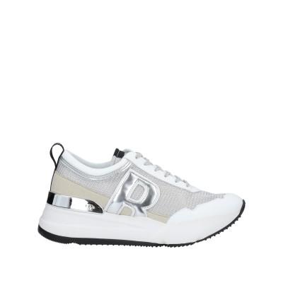 ルコライン RUCOLINE スニーカー&テニスシューズ(ローカット) ホワイト 40 革 スニーカー&テニスシューズ(ローカット)