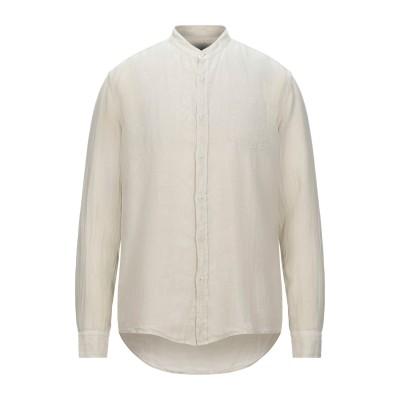 フォーティーウエフト 40WEFT シャツ ベージュ S リネン 100% シャツ