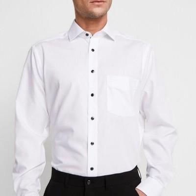 オリンプ メンズ ファッション OLYMP LUXOR MODERN FIT - Formal shirt - anthrazit