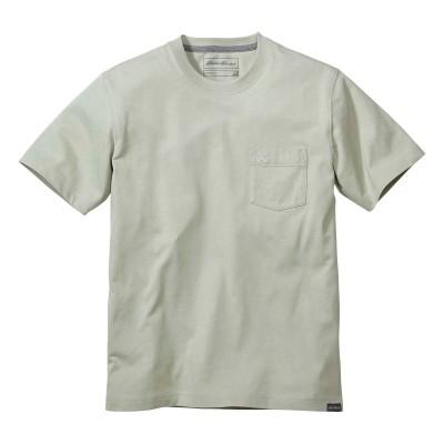 メンズ 半袖レジェンドウォッシュプロポケットTシャツ
