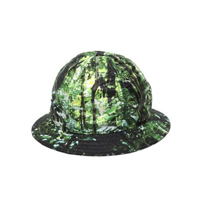 (THE NORTH FACE/ザノースフェイス)THE NORTH FACE PURPLE LABEL FOREST PRINT HAT DF/Deep Forest/メンズ グリーン