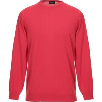 ドルモア DRUMOHR メンズ ニット・セーター トップス sweater Garnet