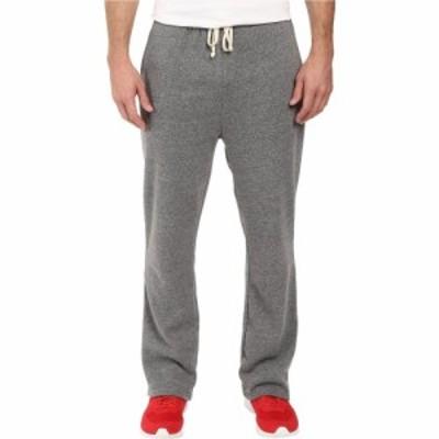 オルタナティヴ Alternative メンズ スウェット・ジャージ ボトムス・パンツ Eco Fleece The Hustle Open Bottom Sweatpants Eco Grey