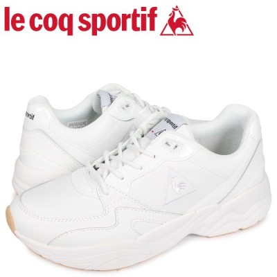 ルコック スポルティフ le coq sportif スニーカー メンズ LCS R1800 ホワイト 白 QL1PJC27WH