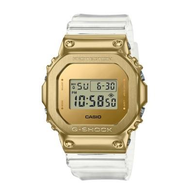【送料無料!】カシオ G−SHOCK GM-5600SG-9JF  デジタル GD メンズ腕時計【CASIO】