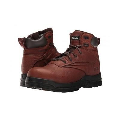 Rockport Works メンズ 男性用 シューズ 靴 ブーツ ワークブーツ More Energy RK6628 - Deer Tan