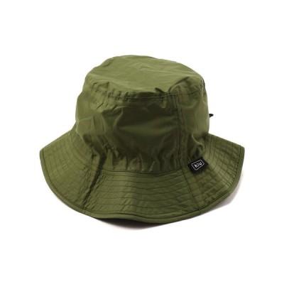 【ビーセカンド】Kiu(キウ)UV RAIN BUCKET HAT/カーキ/バケットハット