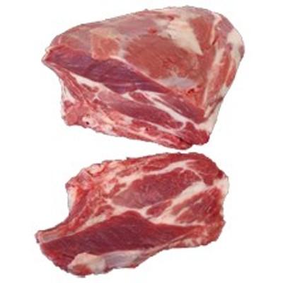 フレッシュ ビゴール豚 骨無し 肩ロース 量り売り商品  8000/Kg 1本約2.5~3kg