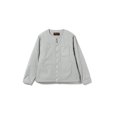 [レイビームス] Marmot × Ray BEAMS 別注 ジャケット ブルゾン ライト Warm ブルゾン レディース グレー M
