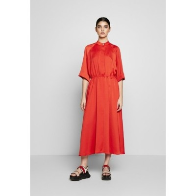 マルベリー ワンピース レディース トップス JUDE DRESS - Day dress - bride red