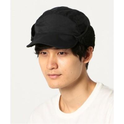 帽子 キャップ スノーフォレストディストリクトイヤーフラップキャップ