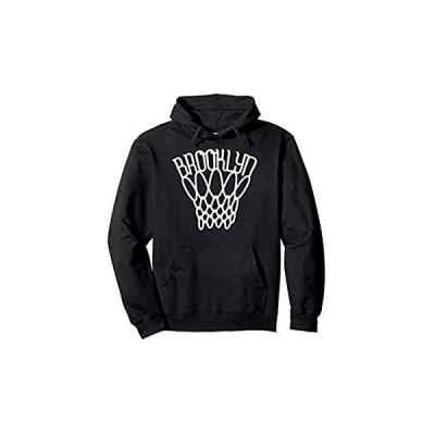 Brooklyn Basketball Net Vintage パーカー