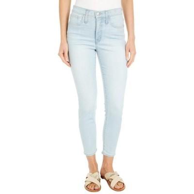 """メイドウェル レディース デニムパンツ ボトムス 9"""" Mid-Rise Skinny Crop Jeans in Simon Wash: Coolmax Denim Edition"""