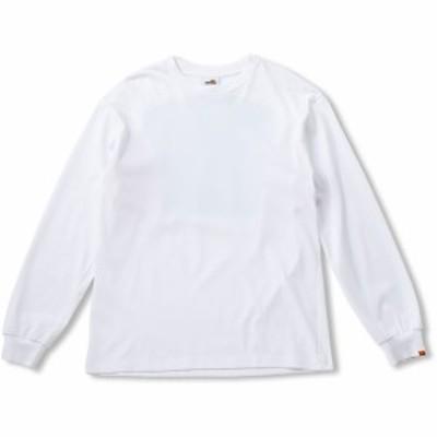 LSビッグロゴティー ellesse エレッセ テニスナガソデTシャツ (eh10353-w)