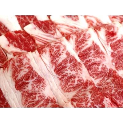 焼肉 カルビ ( バラカルビ ) 米沢牛 300g ご自宅用 送料無料 (※) 米沢牛入りハンバーグ付き