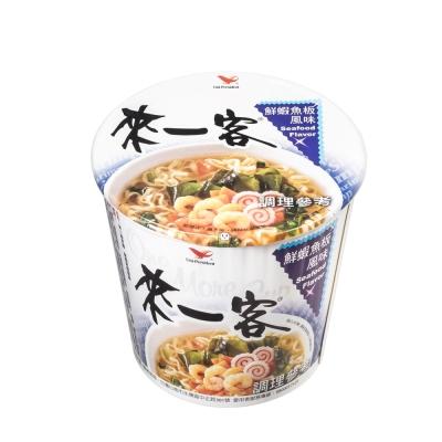 來一客 鮮蝦魚板風味杯(12入/箱)