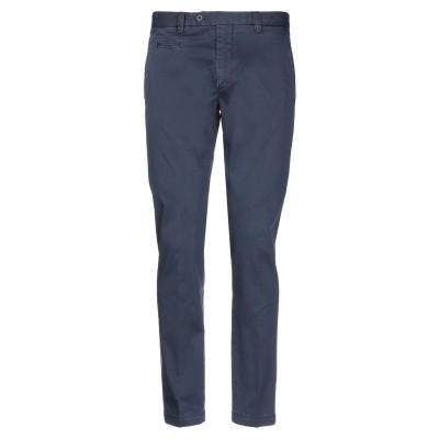 EXIBIT パンツ ブルー 44 97% コットン 3% ポリウレタン パンツ