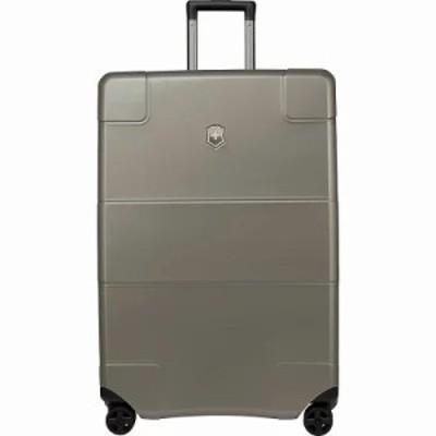 ビクトリノックス スーツケース・キャリーバッグ Lexicon 29 Large Hardside Checked Spinner Luggage Titanium