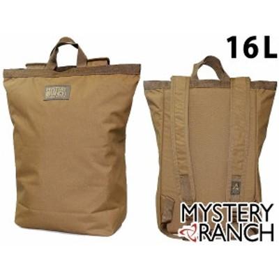 ミステリーランチ ブーティーバッグ 16L 男性用兼女性用 MYSTERY RANCH BOOTY BAG デイパック 鞄 (01-60390071)