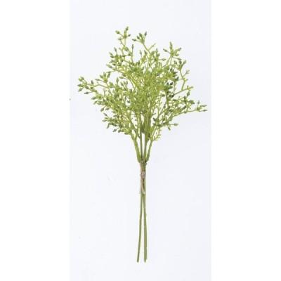 造花 アスカ シードバンチ 1束3本  #051A グリーン A-47819-051A 造花実物、フェイクフルーツ ベリー