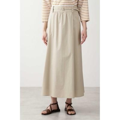 【ヒューマンウーマン/HUMAN WOMAN】 ◆タイプライターツイルスカート
