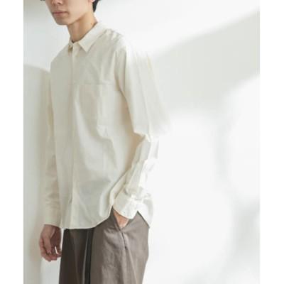 【アーバンリサーチ/URBAN RESEARCH】 DOORS FORK&SPOON レギュラーカラーシャツ