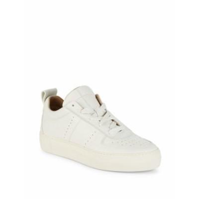 ヘルムートラング レディース シューズ スニーカー Low Top Leather Sneakers