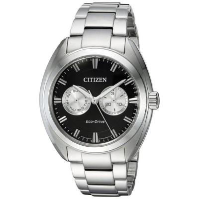 シチズン Citizen 男性用 腕時計 メンズ ウォッチ ブラック BU4010-56E