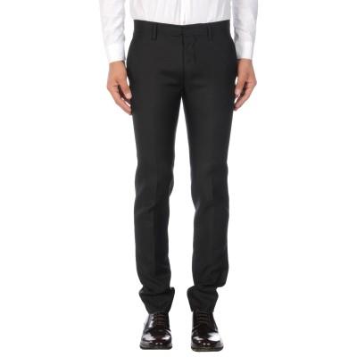 ディースクエアード DSQUARED2 パンツ ブラック 44 65% バージンウール 35% シルク パンツ