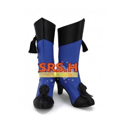 【COSPLAY SHOES】 黒執事  シエル ファントムハイヴ  コスプレ靴 コス cos コスチューム アニメ イベント