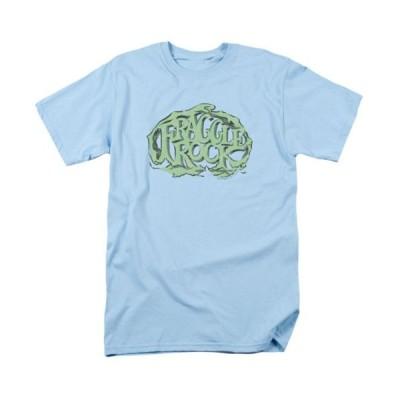 Tシャツ 海外バイヤーセレクト Fraggle Rock Vace Logo Jim Henson Licensed Adult T Shirt