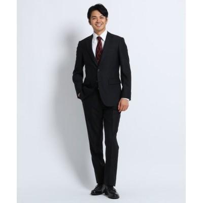 TAKEO KIKUCHI/タケオキクチ ピンストライプ スーツ ブラック(319) 02(M)