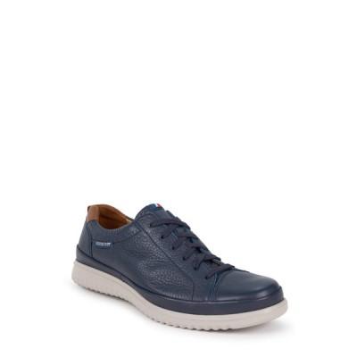 メフィスト スニーカー シューズ メンズ Thomas Sneaker Navy Leather