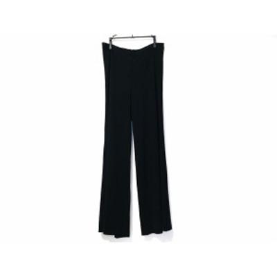 ダナキャランコレクション DONNAKARAN COLLECTION パンツ サイズ34 S レディース 黒【中古】20201008