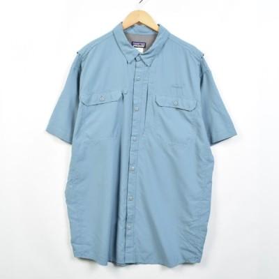 パタゴニア ソルパトロールシャツ ポリシャツ XL /eaa030878