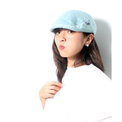 general design store / インディゴ ハンチング MEN 帽子 > ハンチング/ベレー帽