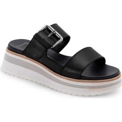 ドルチェヴィータ Dolce Vita レディース サンダル・ミュール スポーツサンダル シューズ・靴 Macen Two-Band Sport Sandals Black