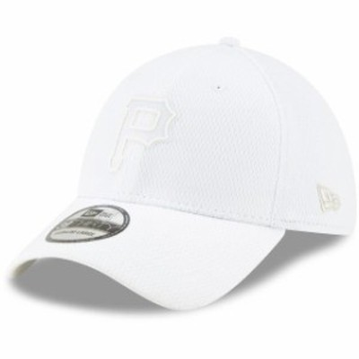 New Era ニュー エラ スポーツ用品  New Era Pittsburgh Pirates White 2019 Players Weekend 39THIRTY Flex Hat