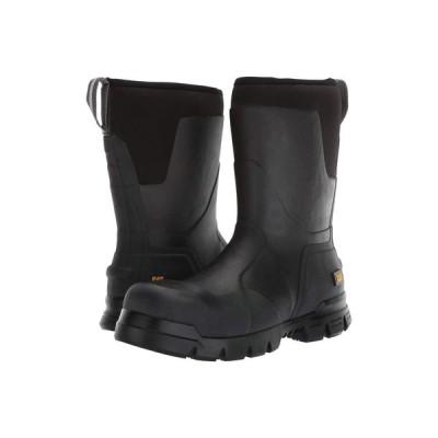キャピタラー カジュアル Caterpillar メンズ ブーツ シューズ・靴 Stormers 11' Steel Toe Black/Black