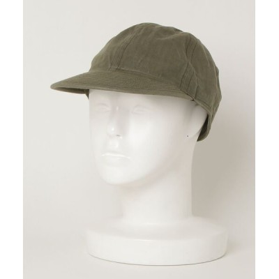 BEAMS MEN / BUZZ RICKSON'S / メカニックキャップ タイプA-3<MEN> MEN 帽子 > キャップ