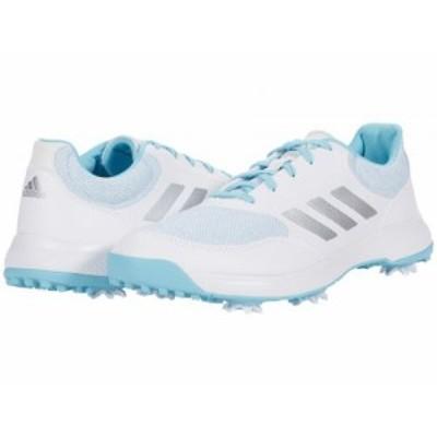 adidas Golf アディダス ゴルフ レディース 女性用 シューズ 靴 スニーカー 運動靴 Tech Response 2.0 White/Silver【送料無料】