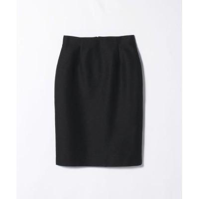 LANVIN COLLECTION/ランバン コレクション 小紋柄ジャガードタイトスカート ブラック4 38