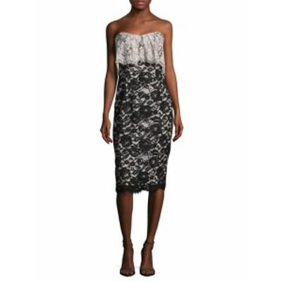 ブラックハロー レディース ワンピース Endora Colorblocked Sheath Dress