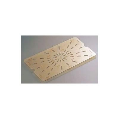 キャンブロ・ホットパン用ドレンシェルフ (水切目皿)60HPD 1/6用