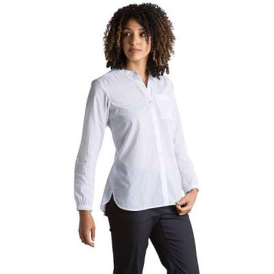 エクスオフィシオ レディース シャツ トップス ExOfficio Women's Lencia LS Shirt