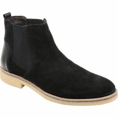 トーマスアンドバイン Thomas and Vine メンズ ブーツ チェルシーブーツ シューズ・靴 Hendrix Chelsea Boot Black