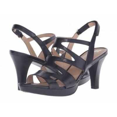 Naturalizer ナチュラライザー レディース 女性用 シューズ 靴 ヒール Pressley Black Leather【送料無料】